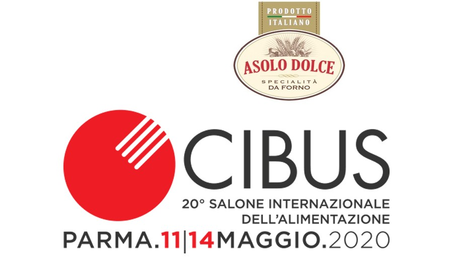 Asolo Dolce @ CIBUS - from 11th to 14th May 2020 -  Parma, Italy