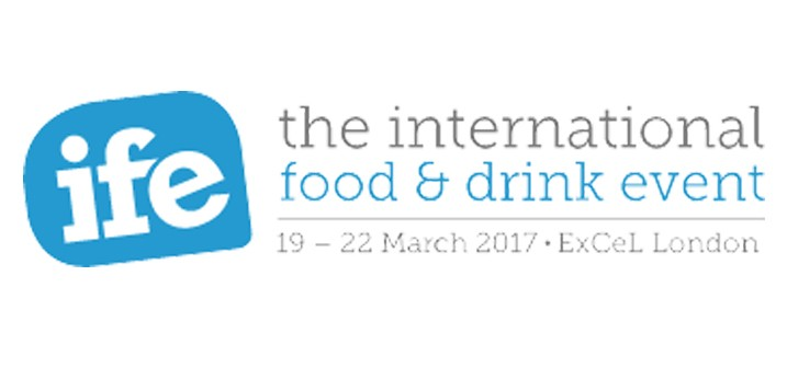IFE 2017 (the international food & drink event) is the UK's biggest and most important food & drink trade show.