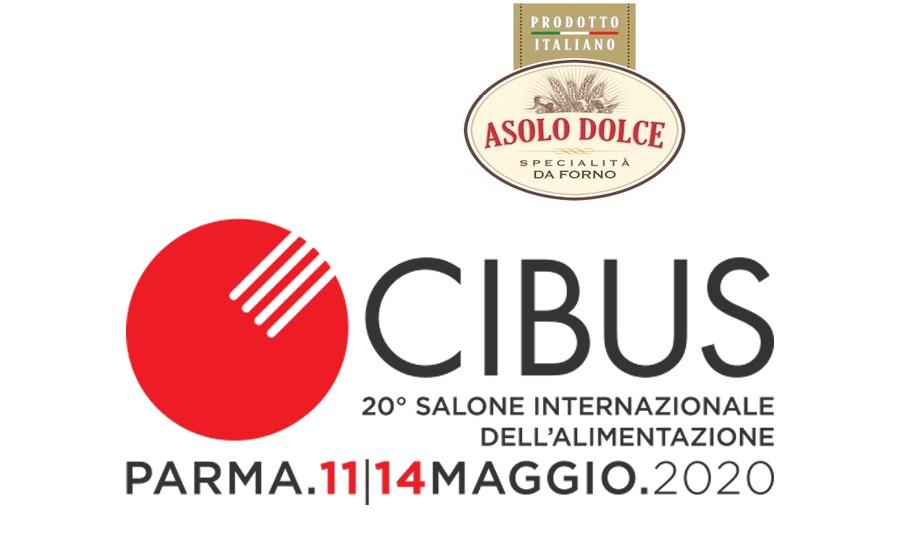 Asolo Dolce alla fiera CIBUS - dal 11 al 14 Maggio 2020 -  Parma