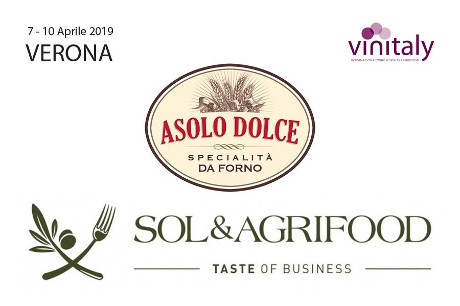 Asolo Dolce at FIERA VINITALY - dal 7 al 10 aprile 2019 - Verona