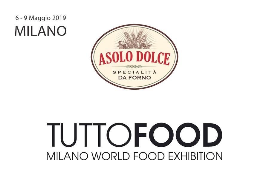 Asolo Dolce at TUTTOFOOD - dal 6 al 9 Maggio 2019 Milano